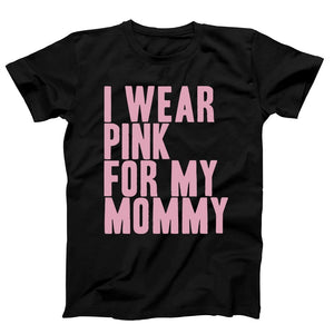 I Wear Pink For My Mommy Men's T-Shirt - Nuu Shirtz