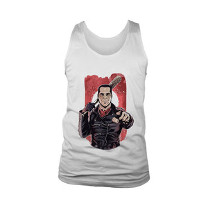 Iam Negan Twd Men's Tank Top - Nuu Shirtz