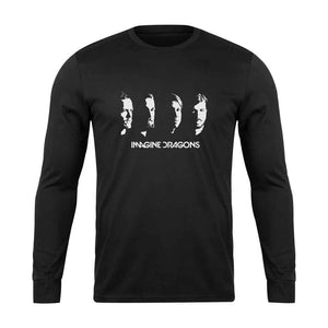 Imagine Dragons Long Sleeve T-Shirt - Nuu Shirtz