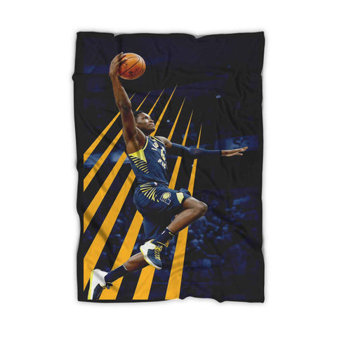 Indiana Player Jump Poster Blanket