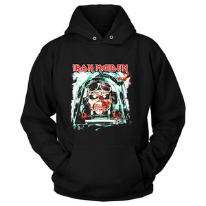 Iron Maiden Aces High Ed World Tour Unisex Hoodie