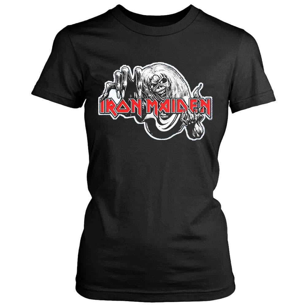 Iron Maiden Number Of The Beast Women's T-Shirt