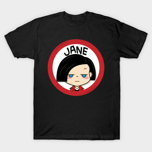 jane lane sick sad world daria Men's T-Shirt - Nuu Shirtz