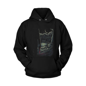 Jason Lives Welcome To Camp Crystallake Unisex Hoodie - Nuu Shirtz