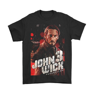 John Wick The Hunter Man Men's T-Shirt - Nuu Shirtz