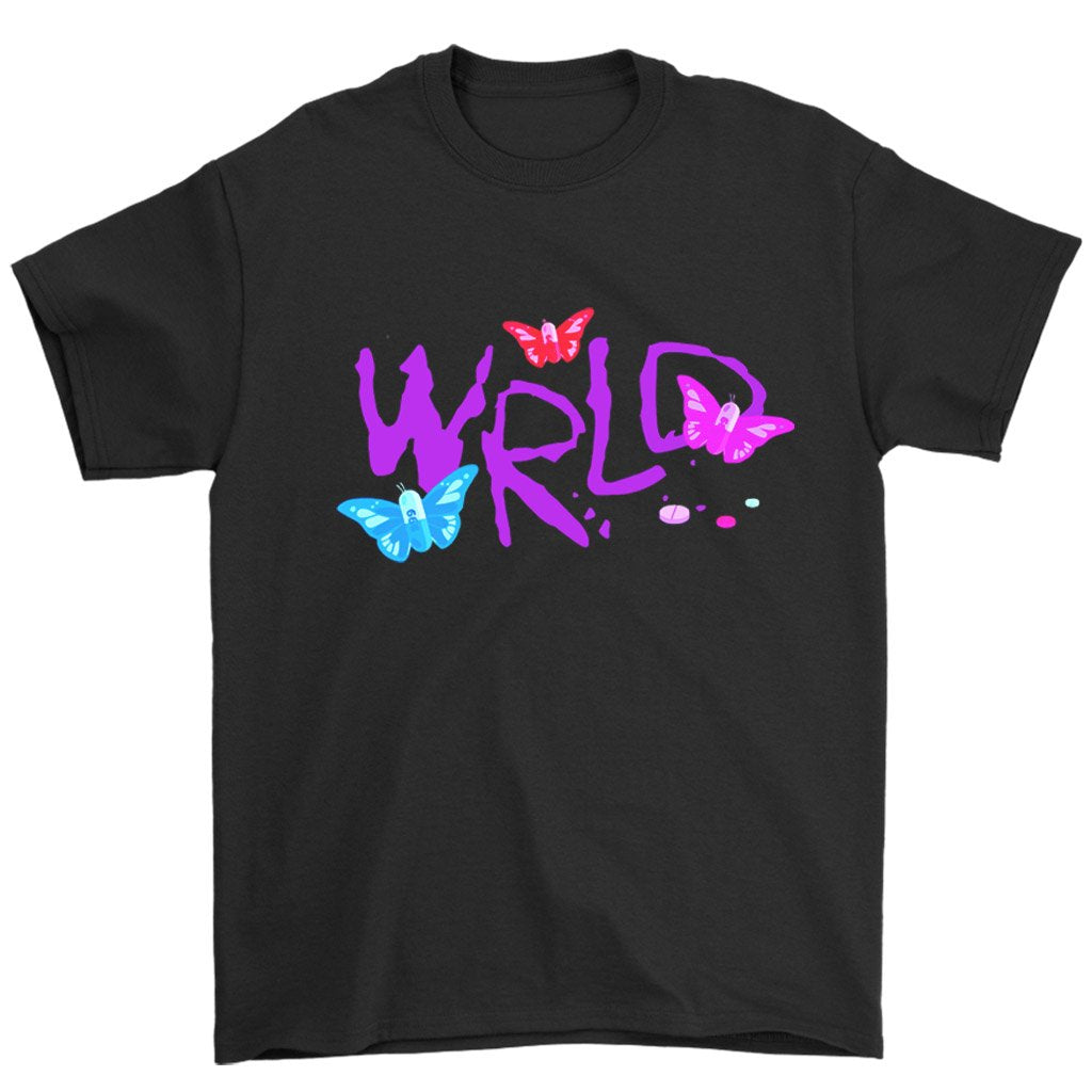 Juice Wrld Druggerfly Men'S T-Shirt - Nuu Shirtz