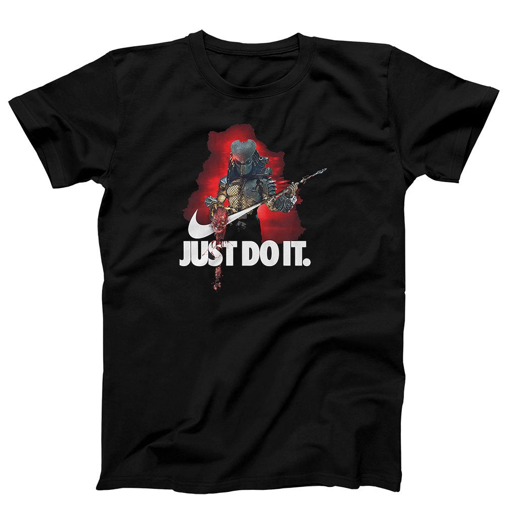 Just Do It Predator Men's T-Shirt - Nuu Shirtz