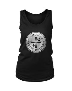 Knights Of Lazarus Discovery Of Witches Women's Tank Top