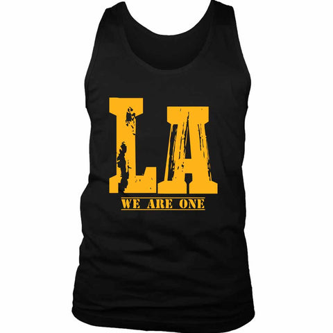 La We Are One Lakers Men's Tank Top - Nuu Shirtz