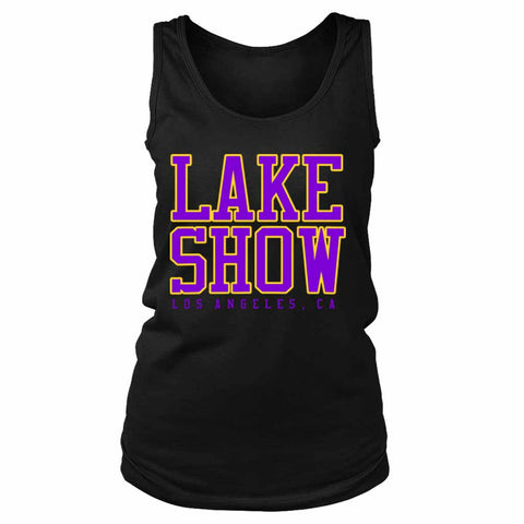 Lake Show Shirt Showtime Lakers Women's Tank Top - Nuu Shirtz