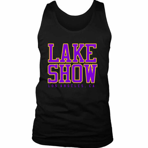 Lake Show Shirt Showtime Lakers Men's Tank Top - Nuu Shirtz