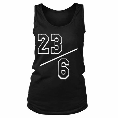 Lebron 23 6 Lakers Women's Tank Top - Nuu Shirtz