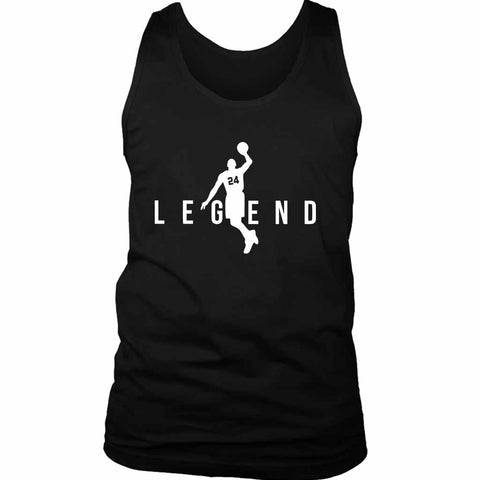 Legend 24 Kobe Version Lakers Men's Tank Top - Nuu Shirtz