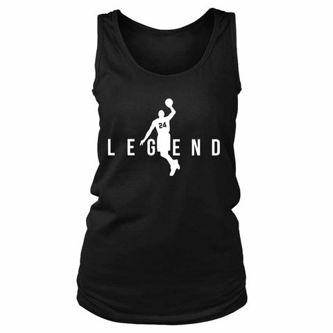 Legend 24 Kobe Version Lakers Women's Tank Top - Nuu Shirtz