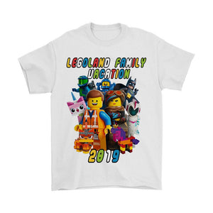 Lego Land Family Vacation Men's T-Shirt - Nuu Shirtz
