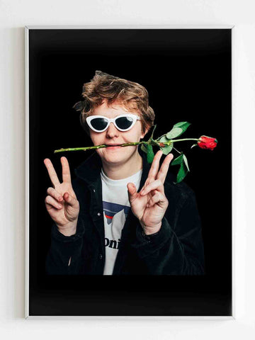 Lewis Capaldi Has Released His Debut Album Poster - Nuu Shirtz