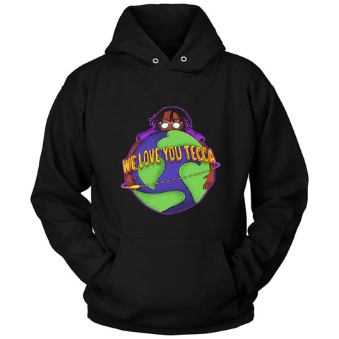 Lil Tecca We Love You Fan Art Unisex Hoodie - Nuu Shirtz