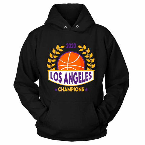 Los Angeles Basketball Champions Lakers Champions Lakers Unisex Hoodie
