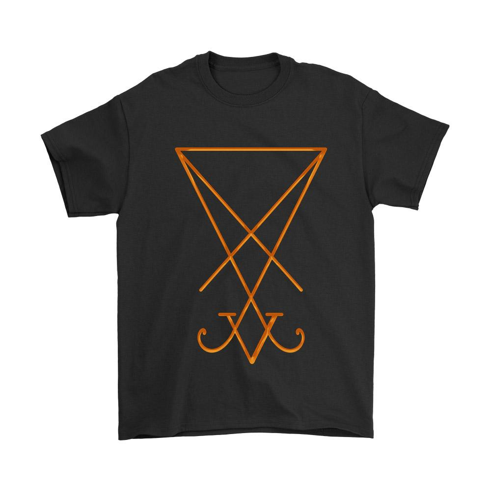 Lucifer Morningstar Sigil Tv Series Men's T-Shirt - Nuu Shirtz
