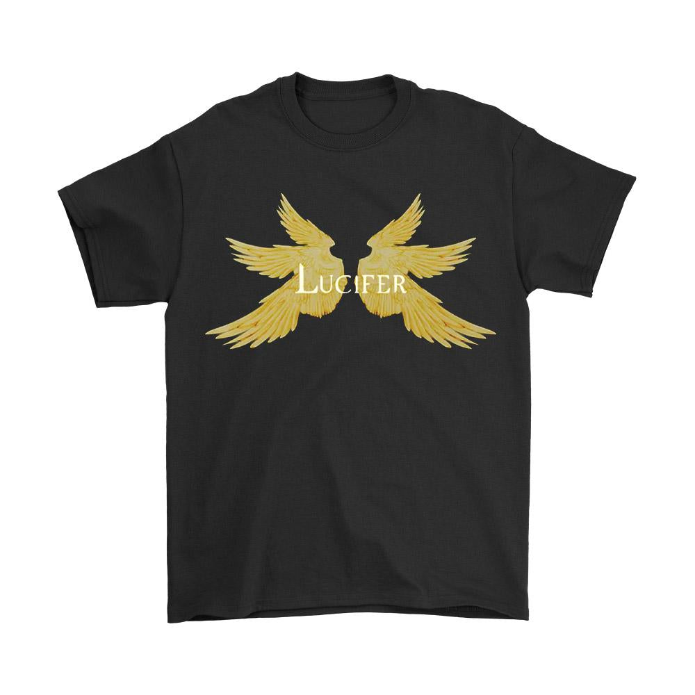 Luciver Wings Men's T-Shirt - Nuu Shirtz