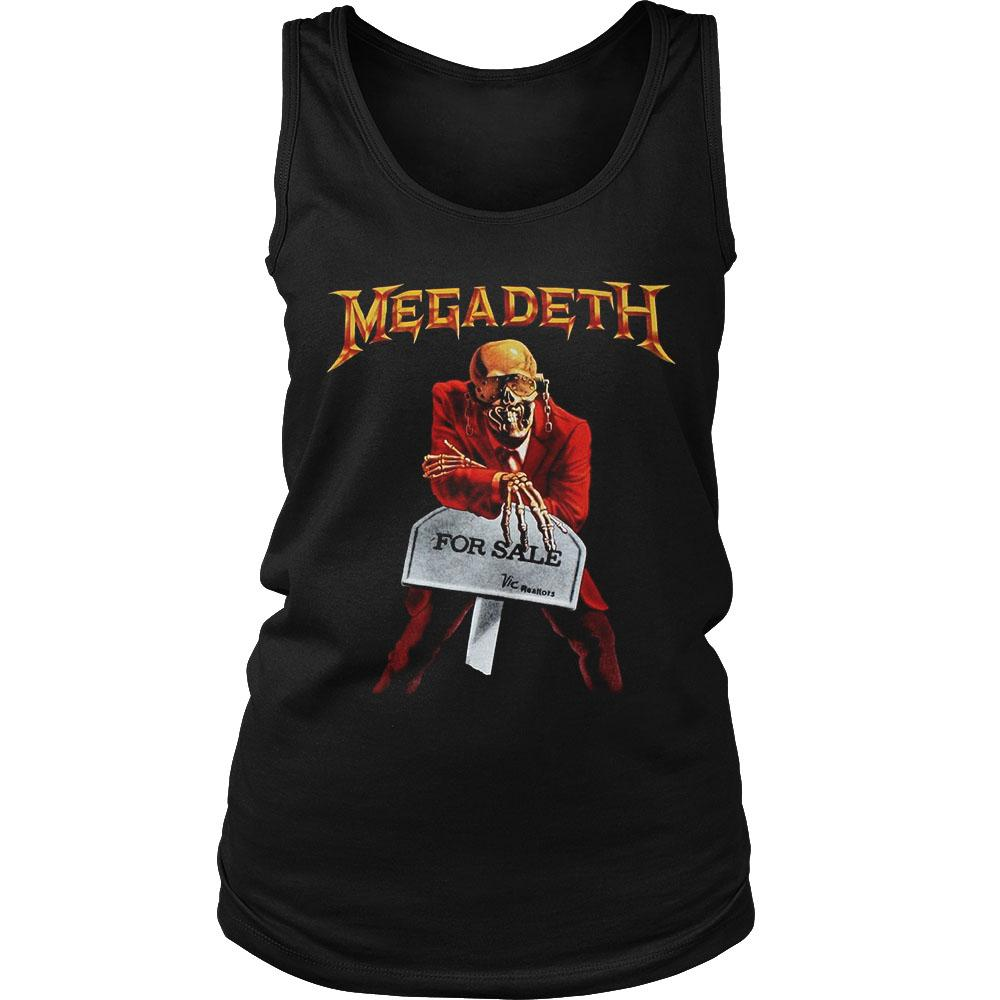 Megadeth For Sale Women's Tank Top
