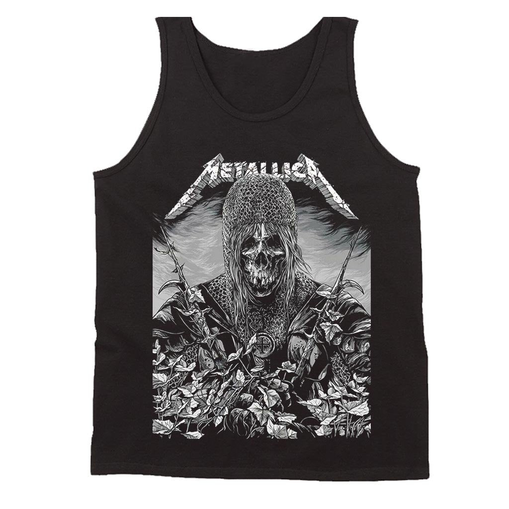 Metallica Rare Metallica Men's Tank Top - Nuu Shirtz
