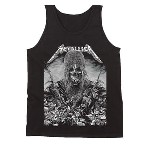 Metallica Rare Metallica Men's Tank Top