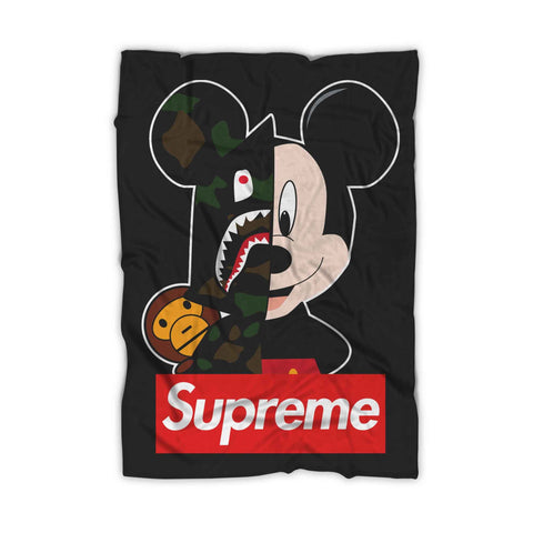 Mickey Mouse Supreme Blanket