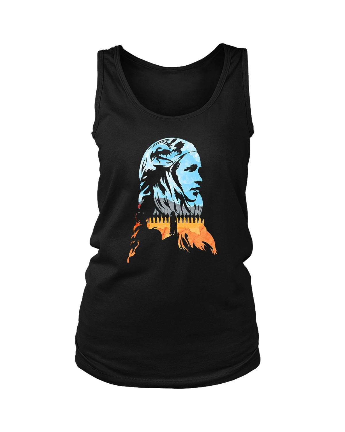 Mother Of Dragons Women's Tank Top