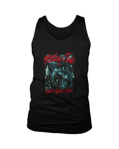 Motley Crue Girls Girls Girls Men's Tank Top