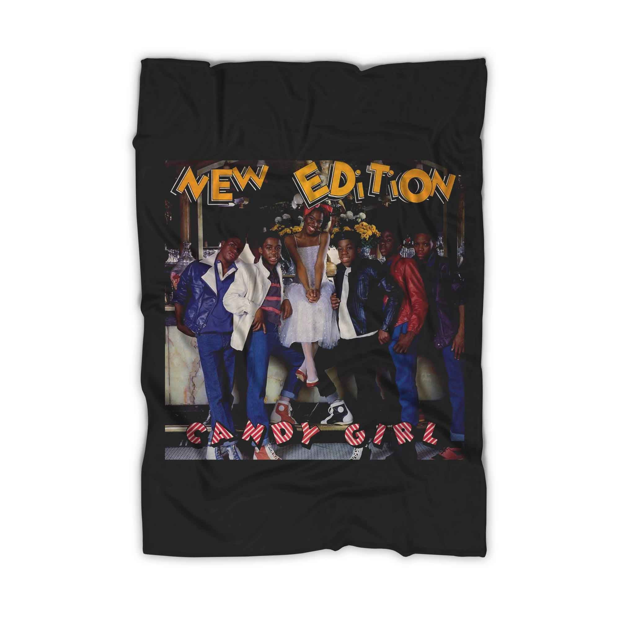 New Edition Heartbreak Candy Girl Bbd Poison Blanket