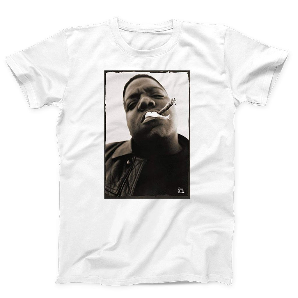 Notorious Big Men's T-Shirt - Nuu Shirtz