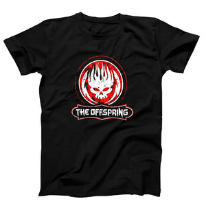 Offspring The Distressed Skull Men's T-Shirt - Nuu Shirtz