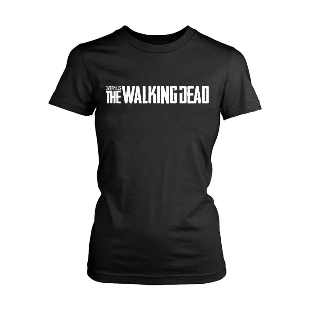 Overkills The Wallking Dead Women's T-Shirt - Nuu Shirtz