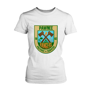 Pawnee Rangers Women's T-Shirt