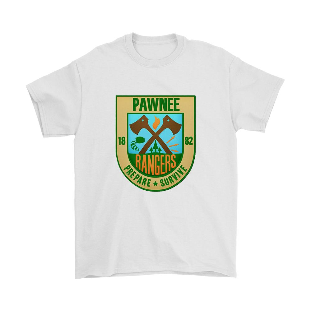 Pawnee Rangers Men's T-Shirt