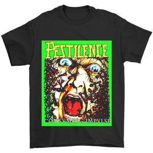 Pestilence Consuming Impulse Death Metal Thrash Men's T-Shirt - Nuu Shirtz