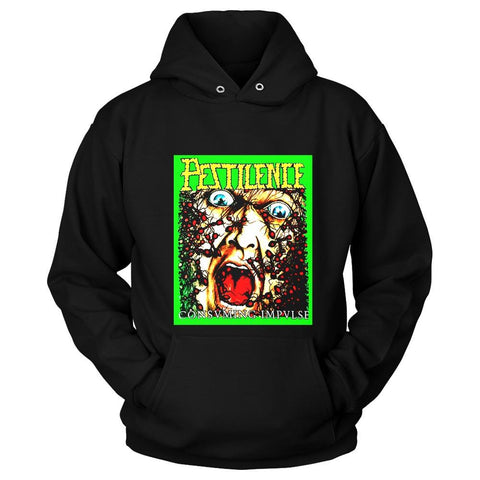 Pestilence Consuming Impulse Death Metal Thrash Unisex Hoodie - Nuu Shirtz
