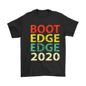 Pete Buttigieg Vintaget Boot Edge Edge Presidential Election Men's T-Shirt - Nuu Shirtz