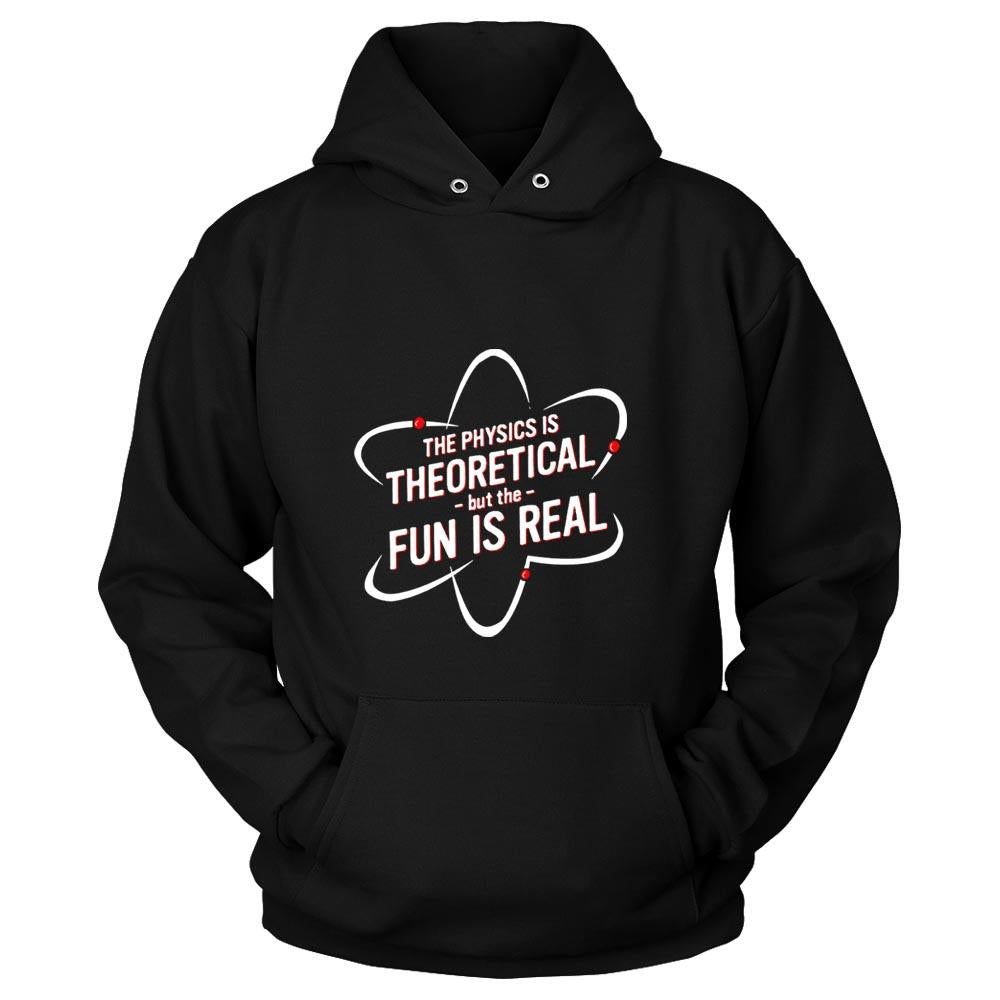 Physics Is Fun Unisex Hoodie - Nuu Shirtz