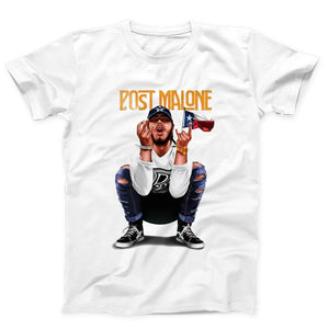 Post Malone Men's T-Shirt - Nuu Shirtz