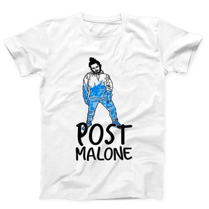 Post Malone Logo Men's T-Shirt - Nuu Shirtz