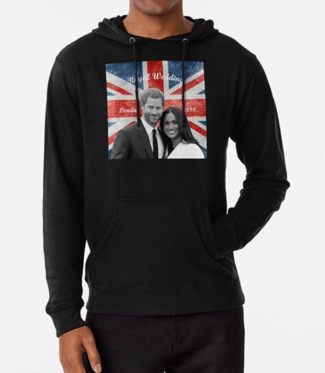 Prince Harry And Meghan Markle Love Hoodie