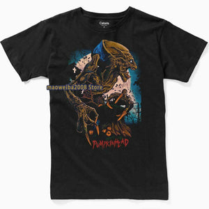 pumpkinhead Men's T-Shirt - Nuu Shirtz