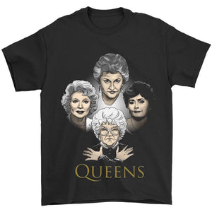Queens Men's T-Shirt