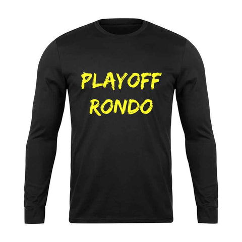 Rajon Rondo Playoff Rondo Los Angeles Lakers Lakers Long Sleeve - Nuu Shirtz