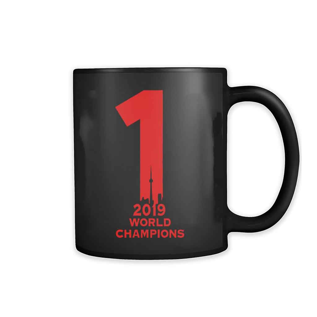 Raptors Champions Lakers 11oz Mug - Nuu Shirtz
