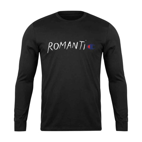 Romantic Champion Parody Long Sleeve T-Shirt