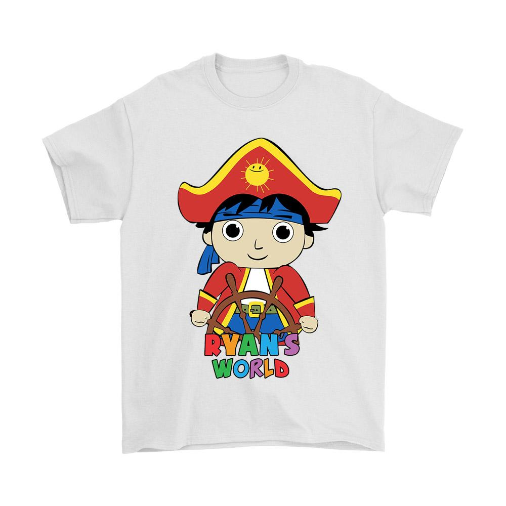 Ryan World Toy Review Pirate Men's T-Shirt - Nuu Shirtz