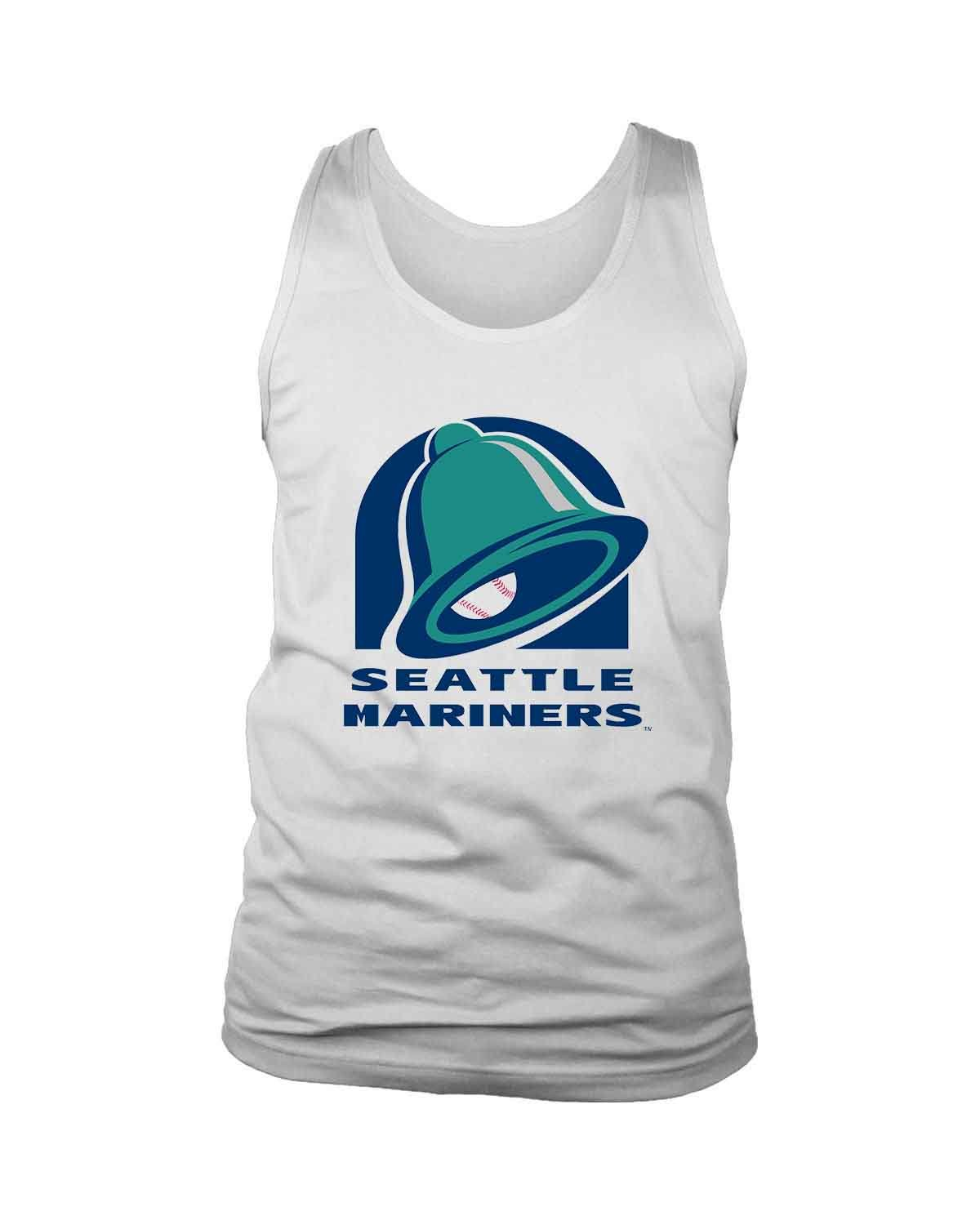 Seattle Mariners Bell Men'S Tank Top